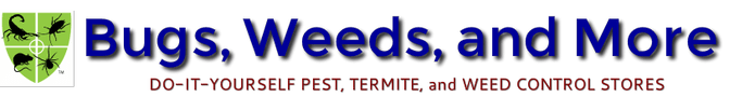 Bugs, Weeds, and More - Phoenix and Mesa Do-It-Yourself Pest and Weed Control Stores and Full Service Pest, Termite and Weed Control Service Company